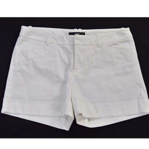 """White Mossimo shorts """"Fit 3"""""""